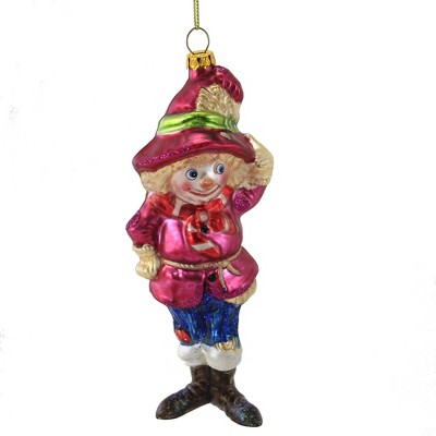 """Holiday Ornament 4.5"""" Wizard Of Oz Ornament. Cowardly Lion Witch Movie  -  Tree Ornaments"""