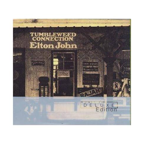 Elton John - Tumbleweed Connection (CD) - image 1 of 2