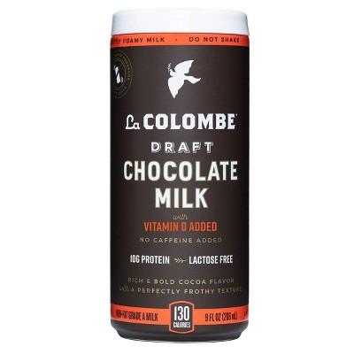 La Colombe Draft Chocolate Milk - 9 fl oz Can