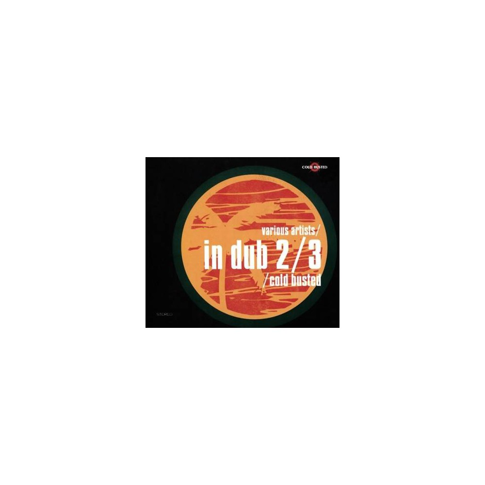 Various - In Dub 2 & 3 (CD)