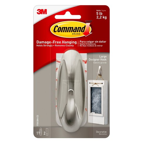 Command™ Designer Large Hook - image 1 of 7