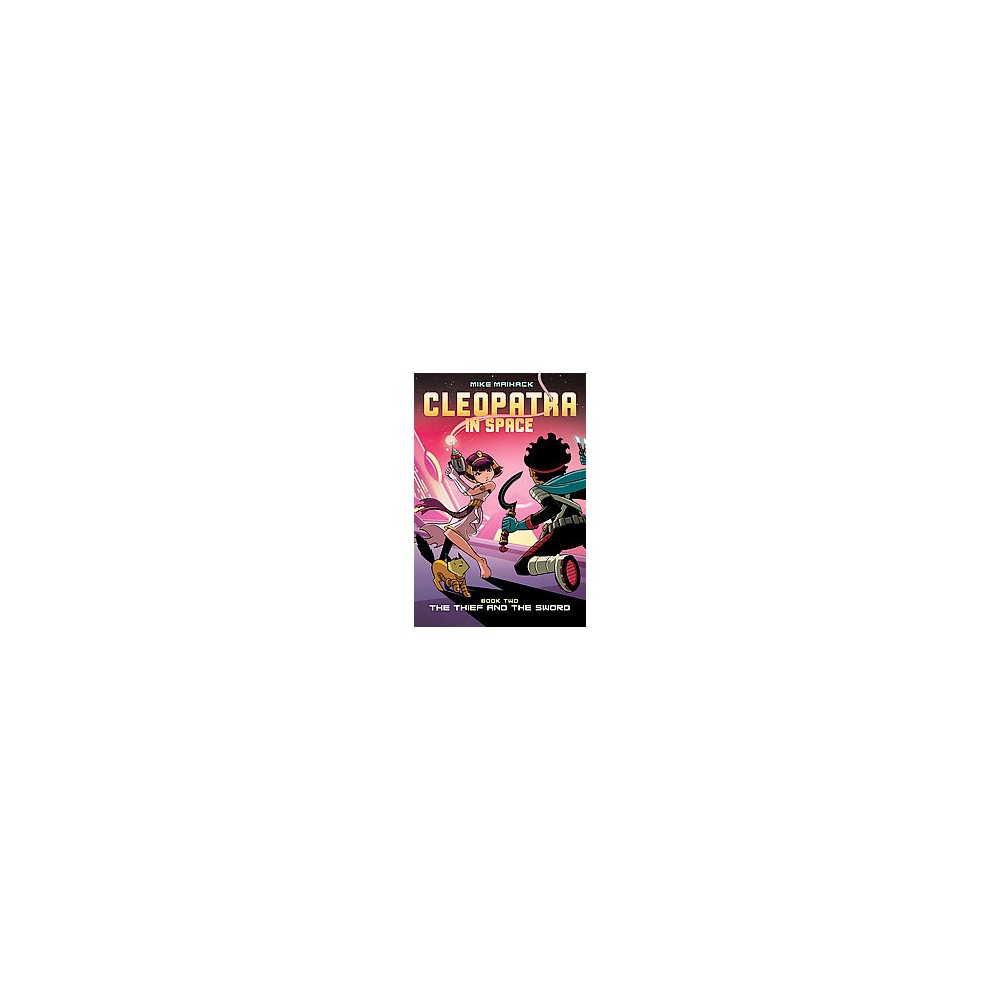 Cleopatra in Space 2 ( Cleopatra in Space) (Hardcover)