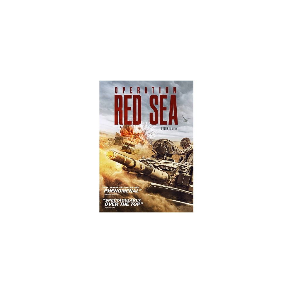Operation Red Sea (Dvd), Movies
