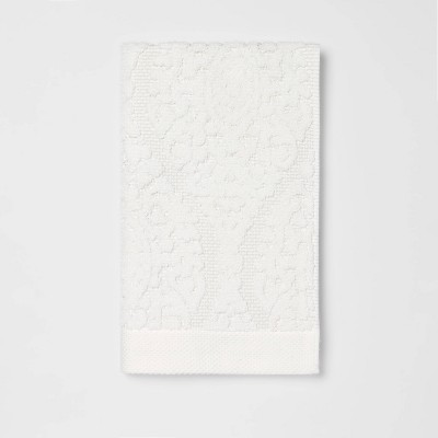 Ogee Hand Towel White - Threshold™