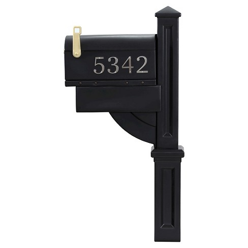 Step2 Mailmaster Hudson Black Target