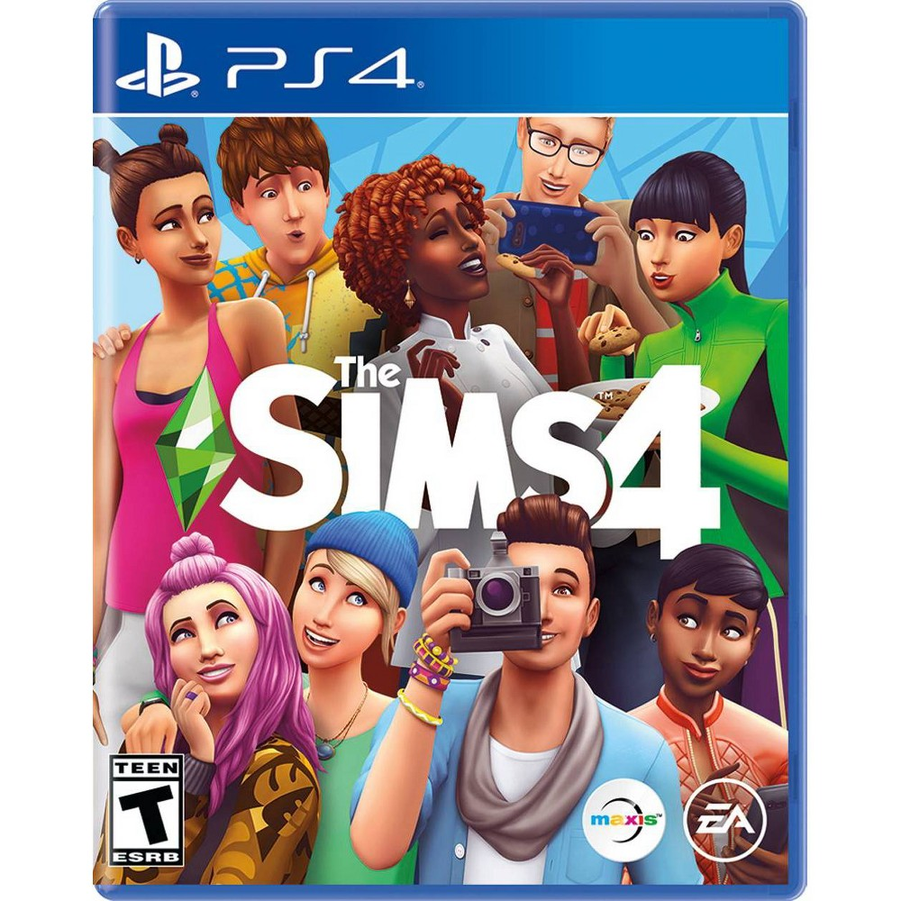 The Sims 4 - PlayStation 4 was $36.99 now $19.99 (46.0% off)