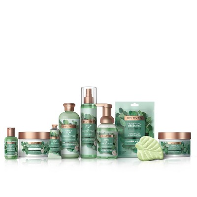 Beloved Green Clay & Eucalyptus Bath and Body Collection