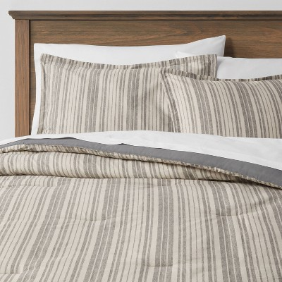 Rangeley Stripe Comforter Set with Sheets - Threshold™