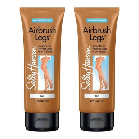 Sally Hansen Airbrush Legs Lotion - 03 Tan/Bronze - 2pc/4 fl oz ea - image 1 of 3
