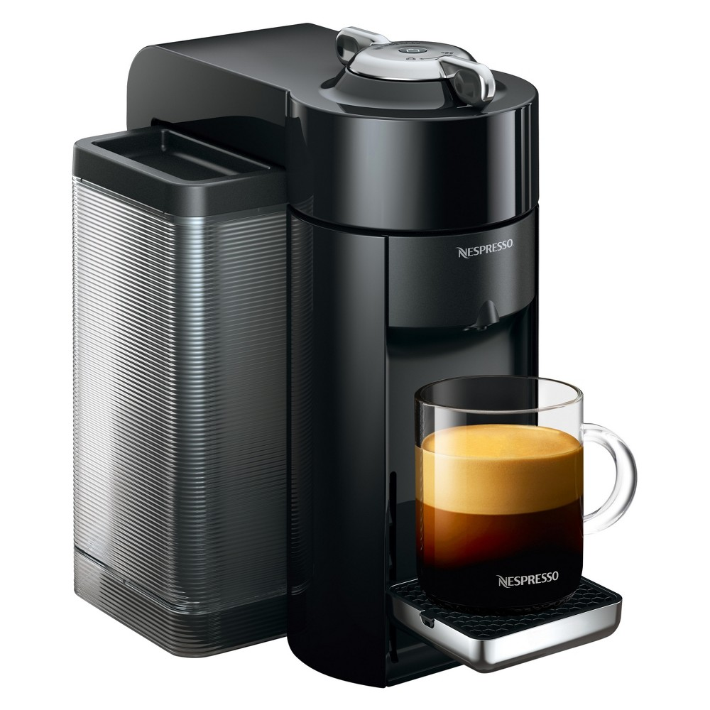 Nespresso Vertuo Coffee and Espresso Machine Black by De'Longhi 52208778