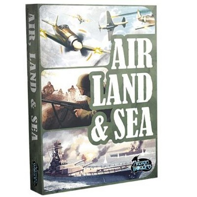 Air, Land, & Sea (Revised Edition) Board Game