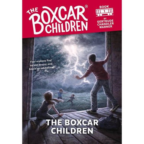 The Boxcar Children - by  Gertrude Chandler Warner (Hardcover) - image 1 of 1