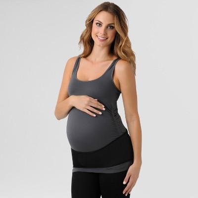 Upsie Belly Pregnancy Support Band - Belly Bandit BlackXL