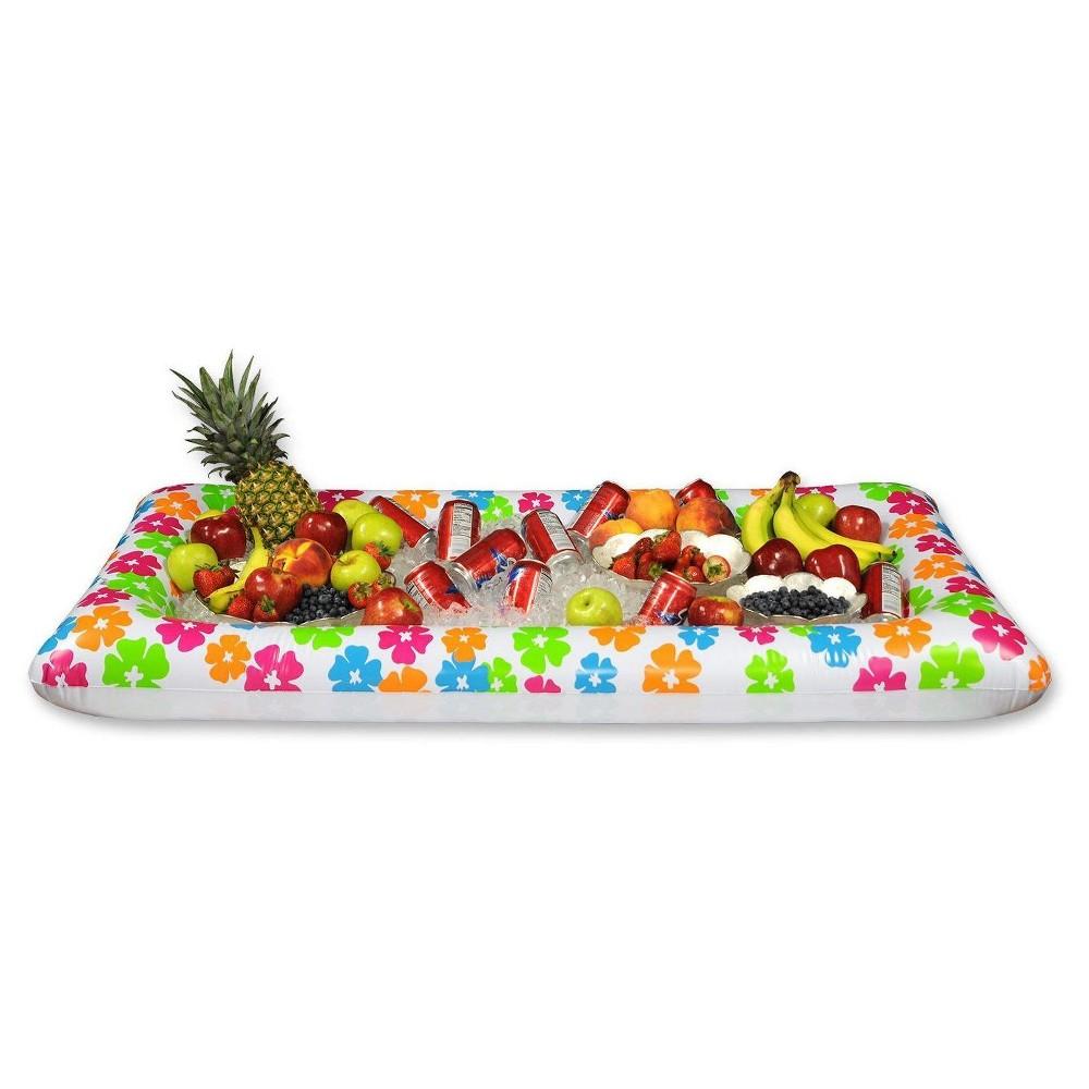 Image of Inflatable Luau Buffet Cooler