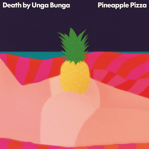 Death by unga bunga - Pineapple pizza (CD) - image 1 of 1