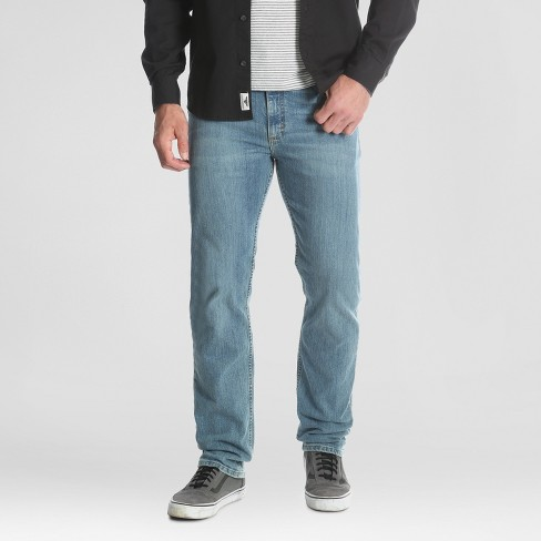 Wrangler Men's Regular Straight Fit Performance Series Jeans with Flex - image 1 of 4
