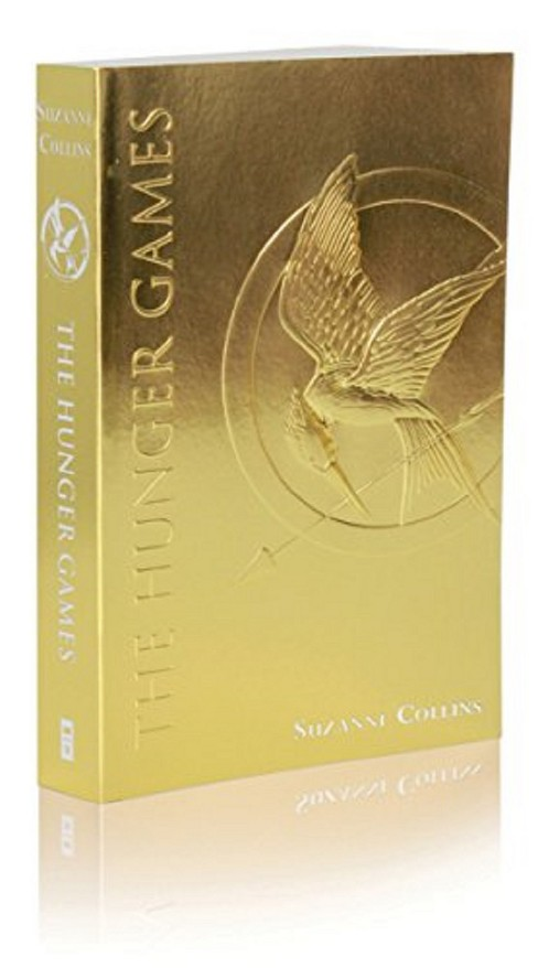Hunger Games : Foil Edition (Paperback) (Suzanne Collins) - image 1 of 1