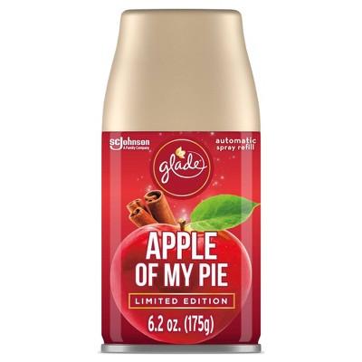 Glade 6.2 Oz Automatic Spray Refill - Apple Of My Pie