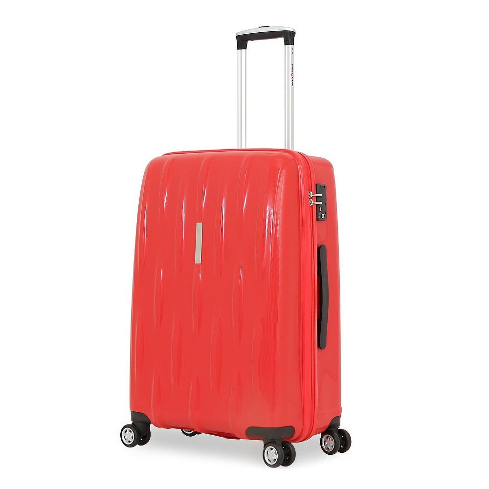 Swissgear 24 Luggage - Orange Red