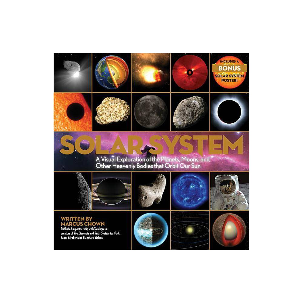 Solar System By Marcus Chown Paperback