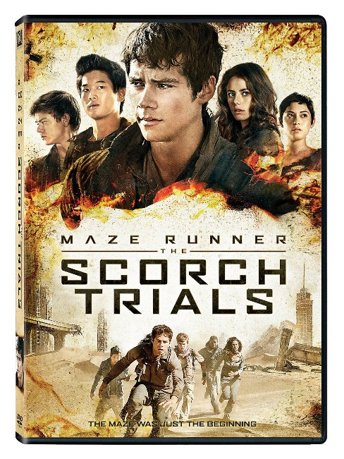 Maze Runner: The Scorch Trials (DVD) - image 1 of 1