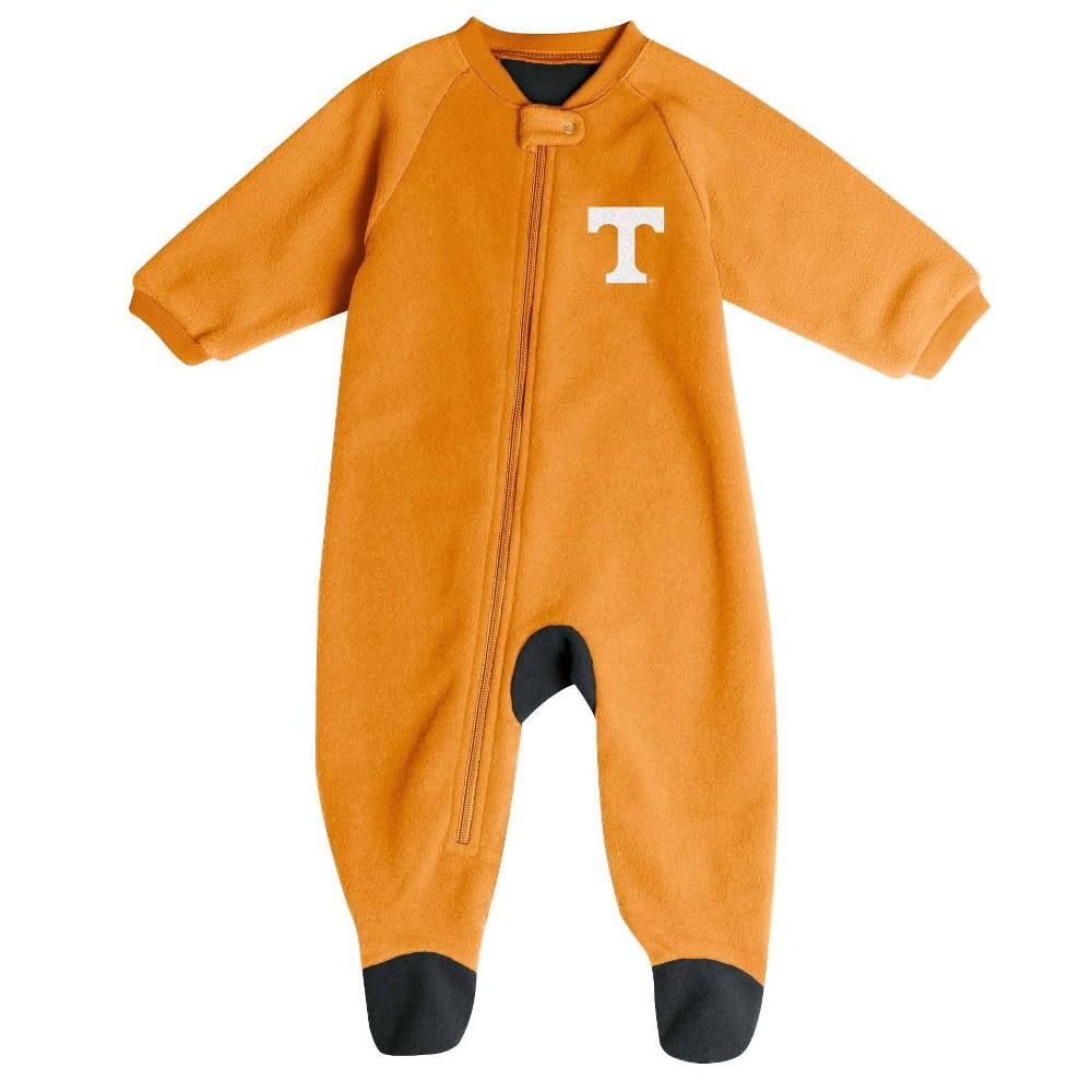Ncaa Tennessee Volunteers Baby Boys 39 Blanket Sleeper 6 9m