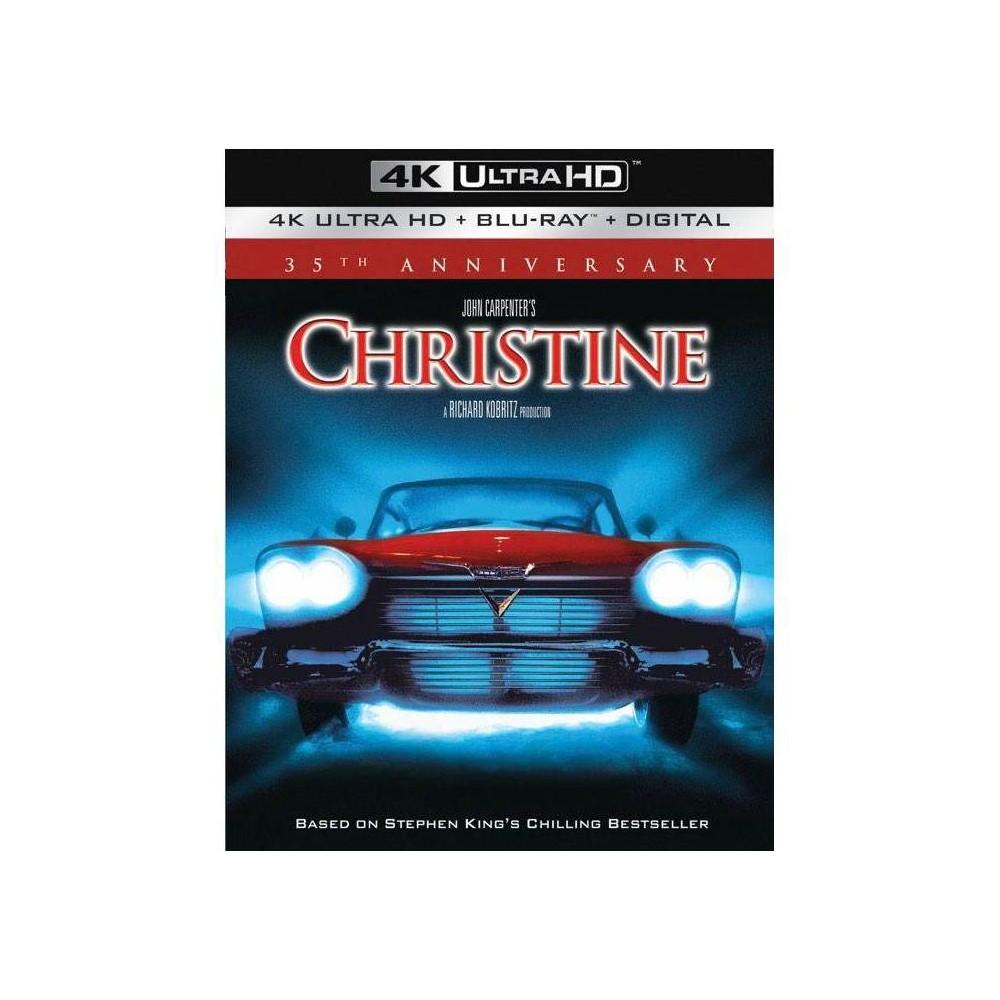 Christine 4k Uhd 2018