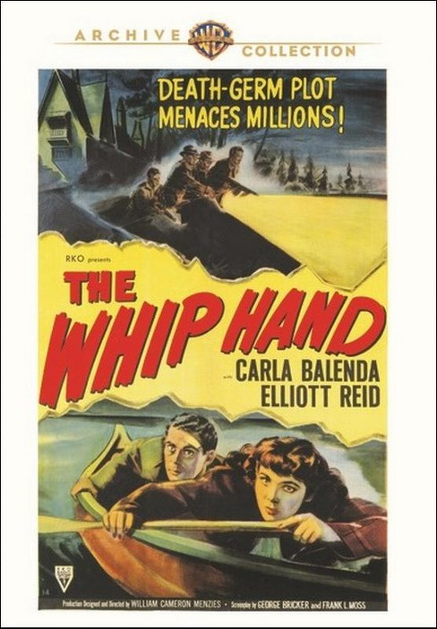 Whip hand (DVD) - image 1 of 1