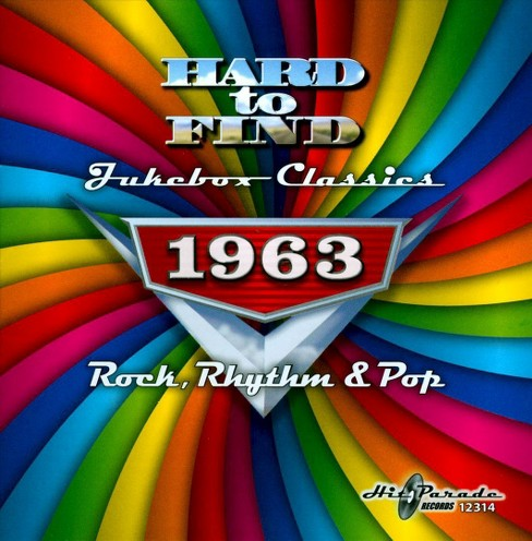 Various - Hard to find jukebox classics 1963:Ro (CD) - image 1 of 1