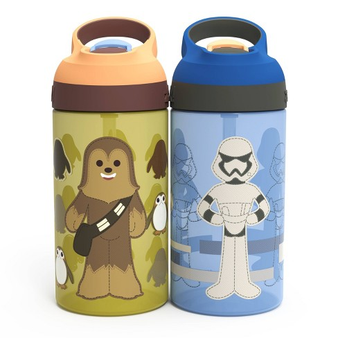 Star Wars Galaxy's Edge 16oz 2pk Plastic Creature Shop Atlantic Water Bottles - image 1 of 4