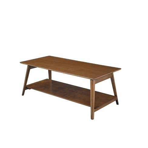 Watson Coffee Table Espresso Brown - Powell Company - image 1 of 3