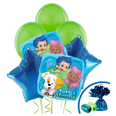 Bubble Guppies Balloon Bouquet - image 1 of 1