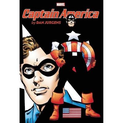 Captain America by Dan Jurgens Omnibus - (Hardcover)