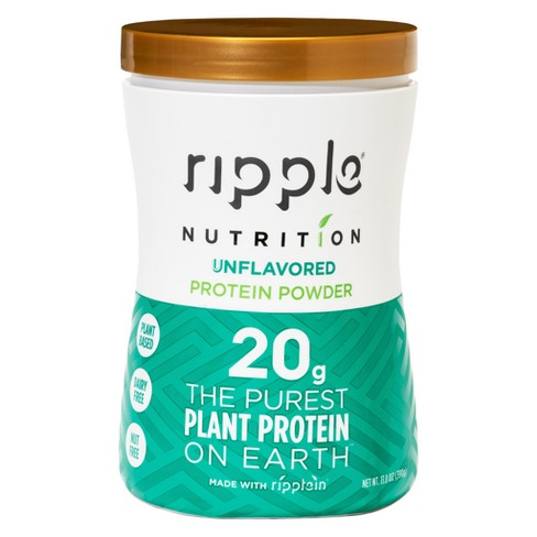Ripple Vegan Protein Powder - 13.8oz - image 1 of 6