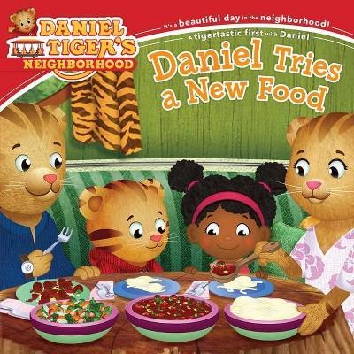 Daniel Tries a New Food - (Daniel Tiger's Neighborhood) (Paperback)