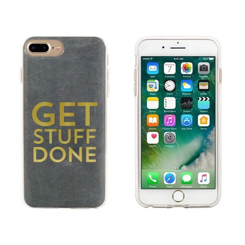 End Scene iPhone 8 Plus/7 Plus/6 Plus Case - Get Stuff Done - image 1 of 1