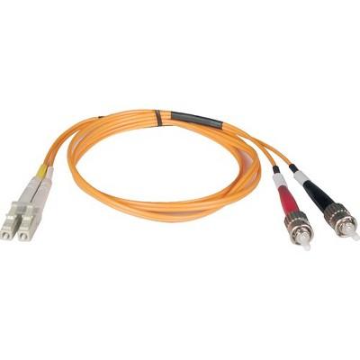 TPFNet 3m C/âble R/éseau Fibre Optique OM4 St//St Multimode 50//125/µm