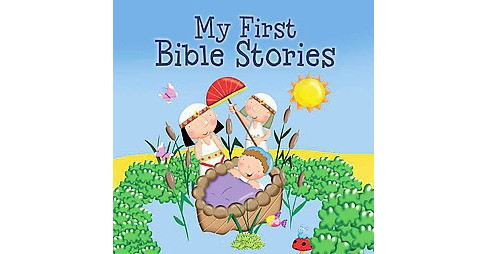 My First Bible Stories (Hardcover) (Karen Williamson) - image 1 of 1