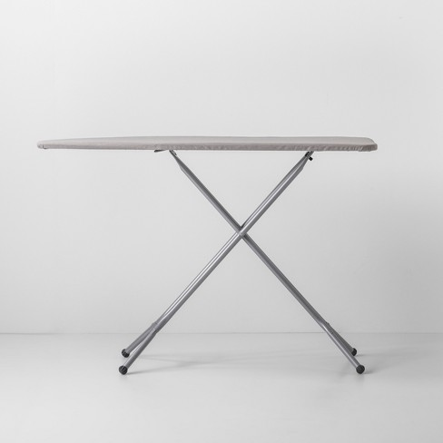 Standard Ironing Board Light Gray Metal - Made By Design™ - image 1 of 4