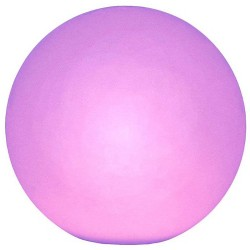 Main Access 13 Inch Ellipsis Pool Waterproof Color Changing Floating LED Ball