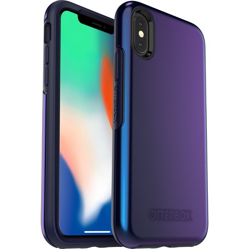 OtterBox Apple IPhone X XS Symmetry Case - Cosmic   Target d5bf811029e2