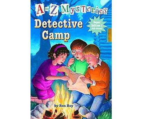 Detective Camp (Paperback) (Ron Roy) - image 1 of 1