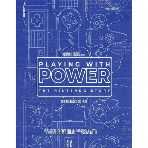 Playing With Power: The Nintendo Story (Blu-ray)(2021) - image 1 of 1