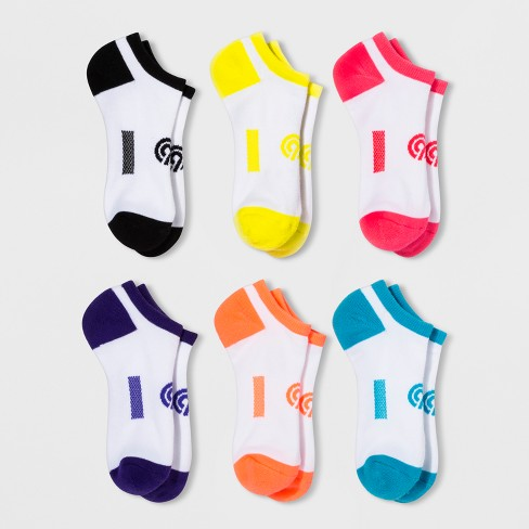 f09bd8a48 Women s Training Cushion No Show Athletic Socks - C9 Champion® Black ...