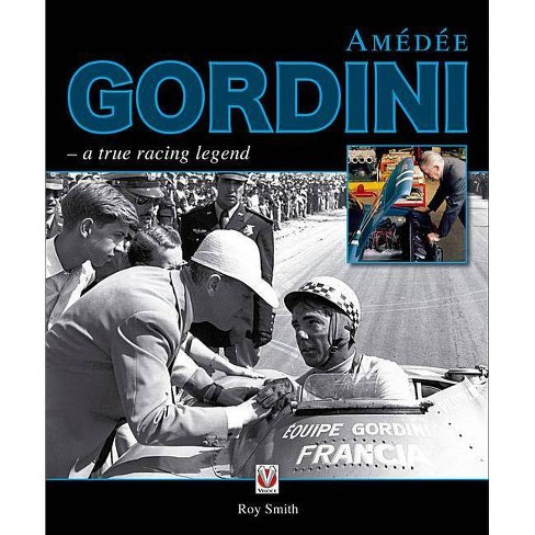 Amedee Gordini - by  Roy Smith (Hardcover) - image 1 of 1