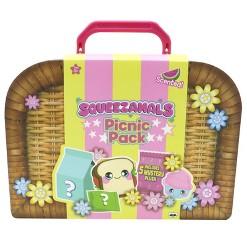 Squeezamals Picnic Pack, stuffed animals