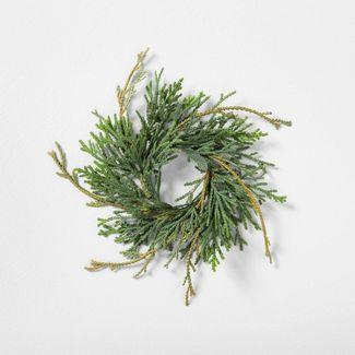 4pk Cedar Napkin Ring - Hearth & Hand™ with Magnolia