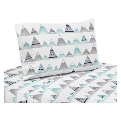 Twin Mountains Sheet Set - Sweet Jojo Designs