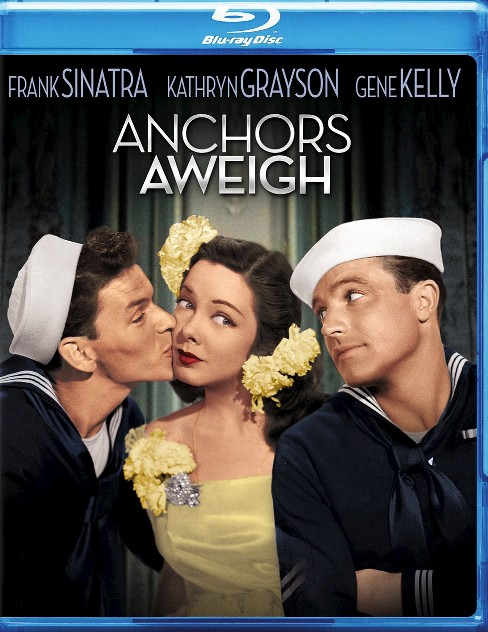 Anchors Aweigh (Blu-ray) - image 1 of 1