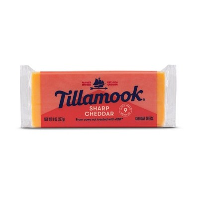 Tillamook Sharp Cheddar Cheese Loaf - 8oz